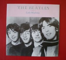 The Beatles ( THE INNER LIGHT )  BRITISH IMPORT 45 w/ PIC NM/NM  GEORGE HARRISON