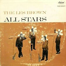 "THE LES BROWN All Stars 12"" LP 1955 Capitol T-659 MONO Jazz / Big Band VG+/EX"