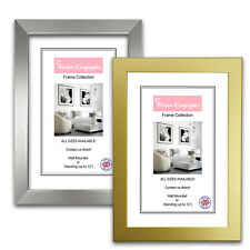 Silver A1 A2 A3 A4 A5 Gold Modern Home Photo Hanging Mounting Poster Frame