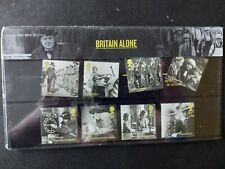 GB Stamps 2010 Presentation Pack Britain Alone Inc Minisheet