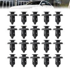 New 20pcs Front & Rear Bumper Retainer Fastener Clips SUit For Honda 91503SZ3003