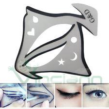 Stencil guida eyeliner mascherina linea forma occhi palpebra trucco make up