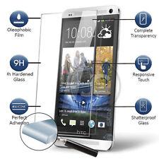 HTC One M9 Plus Qualität Original 100% Hartglas Displayschutzfolie im Lieferumfang
