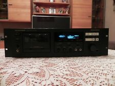 Marantz pmd 502 Professional estéreo autoreverse cassettendeck utilizada
