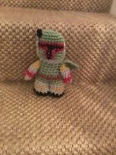 Crochet Starwars Boba fett Like Mandalorian