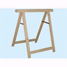 Cavalletti cavalletto pieghevole piano lavoro legno ABETE
