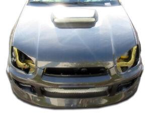 04-05 Subaru Impreza STI Look Carbon Fiber Creations Body Kit- Hood!!! 100598