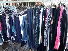 Womens clothing BULK size 10/12 Excel cond 300+ Tops/Pants/skirts/jackets/vests