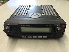 Motorola XTL2500 P25 Digital 700/800 Mhz Mobile Radio M21URM9PW2AN XTL5000