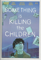 SOMETHING IS KILLING THE CHILDREN #3 (1st PRINT) Tynion Boom Studios 2019 NM- NM