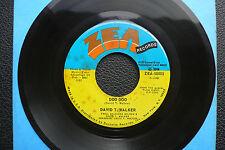 """7"""" David T. Walker - Doo Doo/ Love Vibrations - US ZEA"""