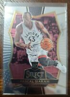 2016-17 Pascal Siakam Select RC #118 🔥🔥🔥 Raptors! Next King of the North