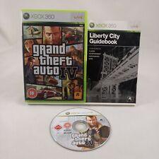 Grand Theft Auto IV 4 XBOX 360