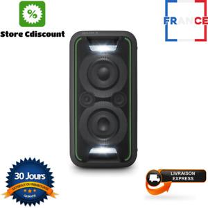 Enceinte Bluetooth Compact et Transportable Sony GTK-XB5 Extra Bass Noir
