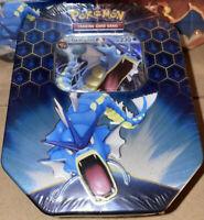 Pokemon TCG: Gyarados GX Hidden Fates Tin * New * Foil Card + 4 Boosters + Code