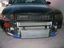 CXRacing New FMIC Intercooler Kit For Audi 02-05 A4 B6 1.8T Turbo