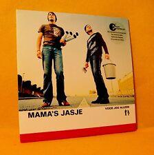 Cardsleeve Single CD MAMA'S JASJE Voor Jouw Alleen 2TR 2003 dutch PETER VAN LAET