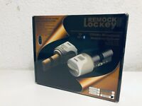 Remock Lockey Magic RLMG cilindro motorizado (sin cilindro) cerradura invisible