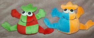 Moose Ltd edition Giant Smelly Bellys - Lolli Pop & Whacky Watermelon. good cond
