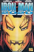 Iron Man 2020 by Walt Simonson & Bob Wiacek 1994, TPB 1st Print Marvel Comics