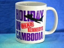 Dead Kennedys - Holiday In Cambodia, Kaffeetasse, Tasse, Coffee Mug