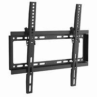TV Wall Bracket Mount Tilt Slim for 25 27 32 37 40 42 46 52 55 3D LED LCD Plasma