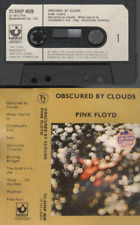 Pink Floyd Obscured By Clouds Cassette K7 Tape UK pressing TC-SHSP 4020