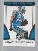 2016 LIMITED #7  JONATHAN STEWART  PANTHERS