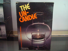 The UN-CANDLE 130 Chimney Flick Pyrex Corning 1970's Vintage New Original Box