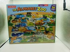 Lakeshore Learning The Alphabet Zoo Sorting Vocabulary Activity Pre-K Game New