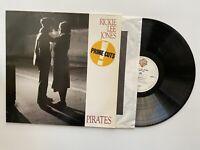 Rickie Lee Jones – Pirates Vinyl Album Record LP