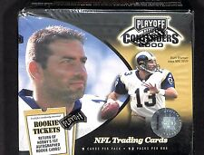 """2000 Playoff Contenders Football Sealed Hobby Box """"Please Read"""""""