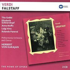 Herbert von Karajan - Verdi Falstaff [CD]