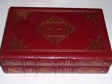 easton press LOVE LETTERS & POEMS 2 vols selected by Fraser & Brownell