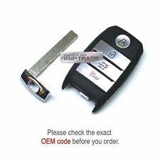 OEM Keyless Entry Smart Key Remote Control Uncut Blank For KIA 2016-19 Optima K5