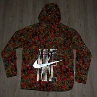 NIKE WINDRUNNER FLORAL RUNNING REFLECTIVE REPEL JACKET SIZE XL AR1720 891