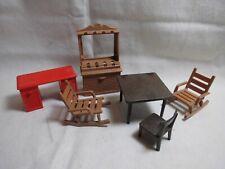 tütWM - Playmobil - Sammlung von Westernmöbeln