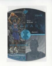 1997-98 SPx Sky #42 Tracy McGrady RC Rookie Raptors