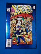 X-MEN 2099 # 1 - 1993 FOIL COVER