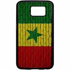 Samsung Galaxy Case with Flag of Senegal (Senegalese) Options