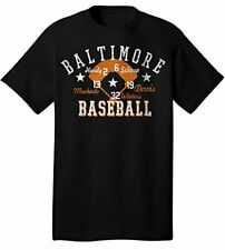 Coed Sportswear MLB Baltimore Orioles Licensed Team Retro T-Shirt, Xx-Large, ...