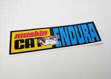 HPE CAT Endura Mini Bike Handlebars DECAL | Vinyl Minibike STICKER