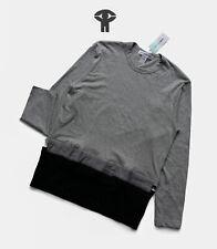 Comme Des Garcons Shirt Colour Block Sweatshirt size S M