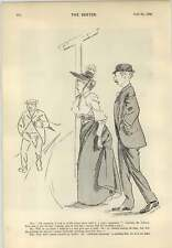 1896 ANTICRISTO Carbone necessario cartoni animati
