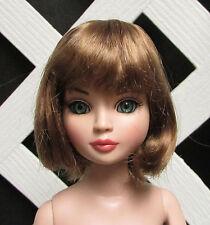 "Doll Wig, Monique ""Hannah"" Sz 6/7 GINGER BROWN"