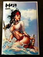 "Mojo Booty #1 EBAS ""Pirate Bikini"" Special Edition Exclusive Cover LTD 125 NM+"