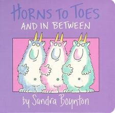Horns to Toes and in Between by Boynton, Sandra