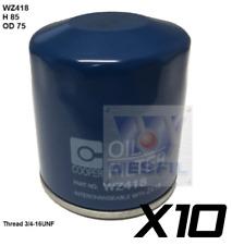 WZ418 OIL FILTER (Z418) X10 TRADE PACK