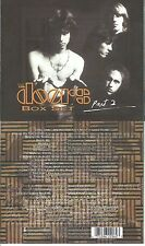 THE DOORS 2CD: BOX SET PART 2