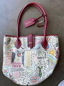 Retired & Limited Edition Dooney & Bourke- 150th Anniv. NY Macy Day Parade Purse
